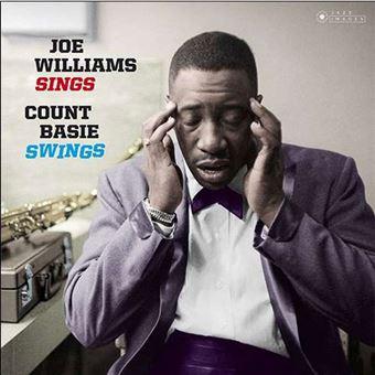 Joe Williams Sings Count Basie Swings - LP