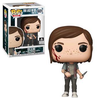 Funko Pop! The Last of Us Parte 2: Ellie - 601