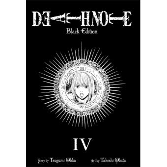 Death Note: Black Edition - Book 4