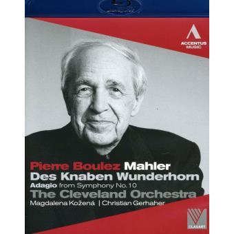 Pierre Boulez conducts Mahler (BD)