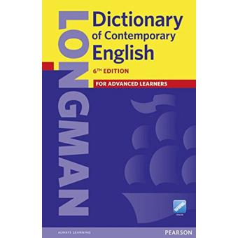 Longman Dictionary of Contemporary English - 6th Edition