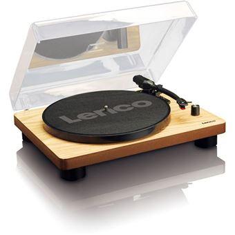 Gira-Discos Lenco LS 50 - Wood