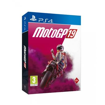 Moto GP 19: Deluxe Edition - PS4