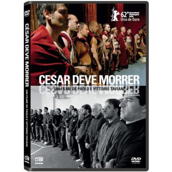 César Deve Morrer (DVD)