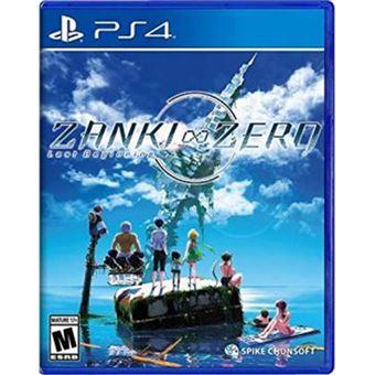 Zanki Zero: Last Beginning - PS4