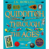 Quidditch Through the Ages: A Magical Companion to the Harry Potter Stories