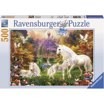 Puzzle Magical Unicorns (500 peças)