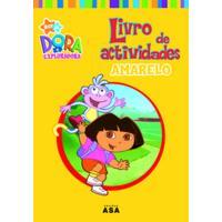 Dora - Livro de Actividades Amarelo
