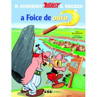 Asterix - A Foice de Ouro