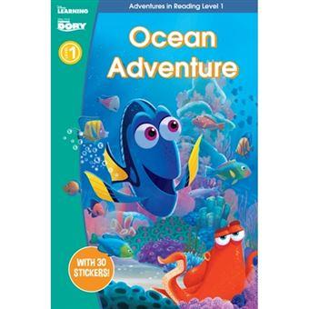 Finding dory: ocean adventure
