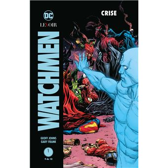 Coleção Watchmen: Doomsday Clock - Livro 9: Crise