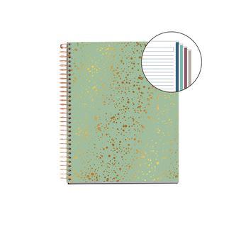 Caderno Pautado Splash Jungle A5