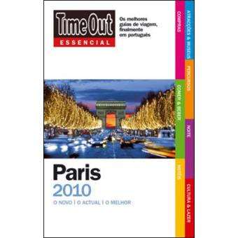 Paris - Guia Essencial Time Out
