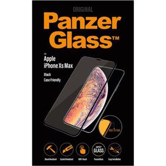 Película Ecrã Vidro Temperado Panzerglass para Apple iPhone XS Max
