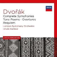 Dvorák   Complete Symphonies & Other Works (9CD)