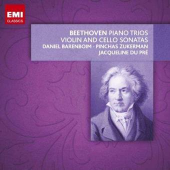 Beethoven | Piano Trios, Violin & Cello Sonatas (9CD)