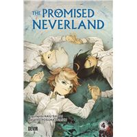 The Promised Neverland - Livro 4: Quero Viver!