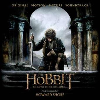 BSO The Hobbit: The Battle Of The Five Armies (2CD)
