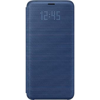 Capa Samsung Led View para Galaxy S9 - Azul