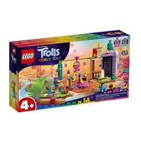 LEGO Trolls 41253 Aventura de Jangada no Pântano Isolado