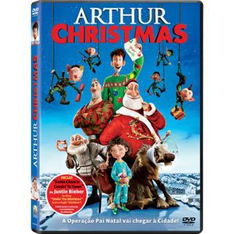 Arthur Christmas - DVD