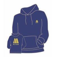 Hoodie Motown: Classic Logo (S)