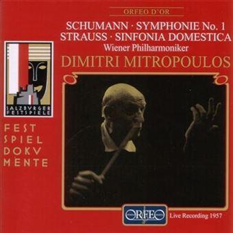 Symphony No.1/sinfonia Do