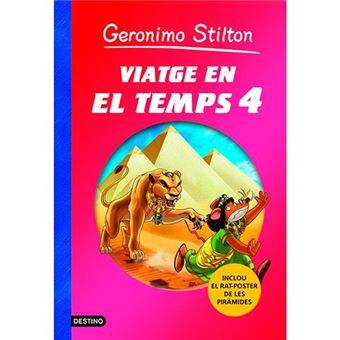 Viatge en el temps 4 -geronimo stil