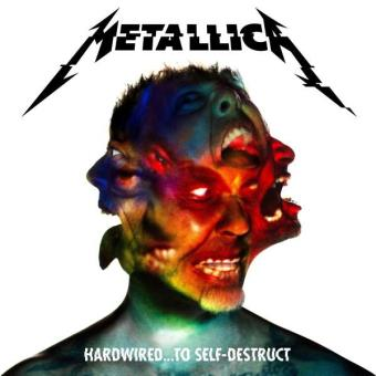 Hardwired…To Self-Destruct (2LP)