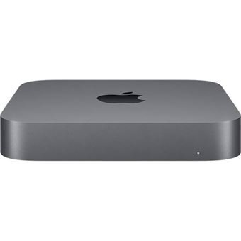 Computador Desktop Apple Mac Mini i7-3.2GHz | 8GB | SSD 512GB - Cinzento Sideral