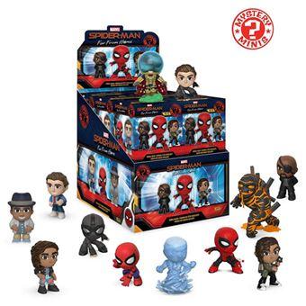 Funko Mistery Minis Spider-Man Far from Home - Envio Aleatório