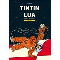 Tintin e a Lua