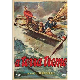 A Terra Treme (DVD)