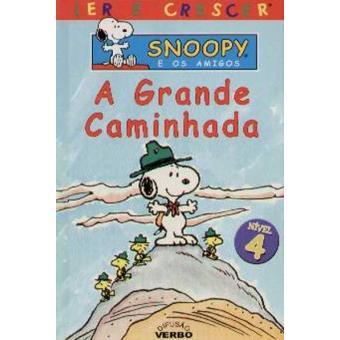Snoopy e os Amigos - A Grande Caminhada