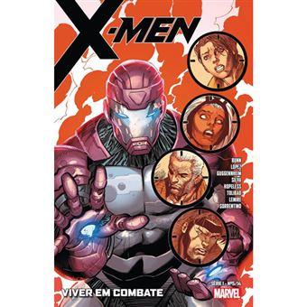 X Men - Livro 5: Viver em Combate