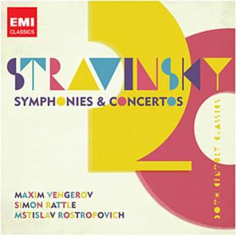 20th Century Classics | Stravinsky (2CD)