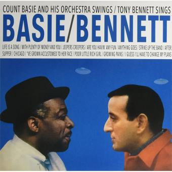 Basie Swings Bennett Sings - LP