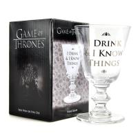 Copo Game of Thrones - I Drink and I Know Things