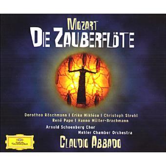 Mozart |  Die Zauberflöte, K620 (2CD)