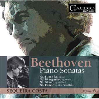 Beethoven: Piano Sonatas Vol 6 - CD