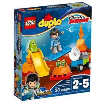 As Aventuras Espaciais de Miles (LEGO DUPLO Miles do Futuro 10824)