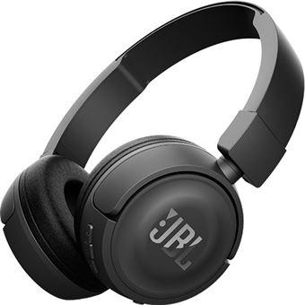 Auscultador Bluetooth JBL T460BT - Preto