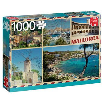 Puzzle Greetings From Mallorca - 1000 Peças