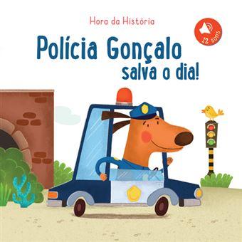 Polícia Gonçalo Salva o Dia!