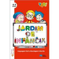 Top! No Jardim de Infância - Linguagem Oral e Abordagem a Escrita