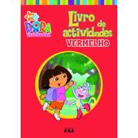 Dora - Livro de Actividades Vermelho
