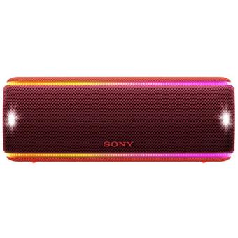 Coluna Bluetooth Sony SRS-XB31 - Vermelho