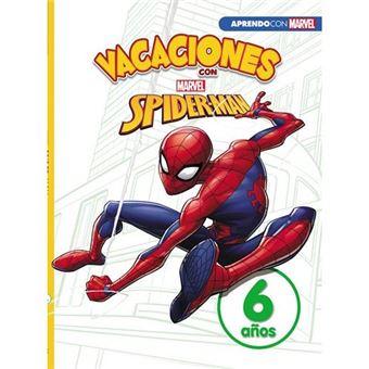 Vacaciones con spiderman 6 años