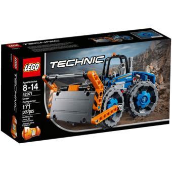 LEGO Technic 42071 Escavadora Compactadora