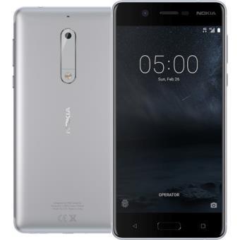 Smartphone Nokia 5 16GB - Silver